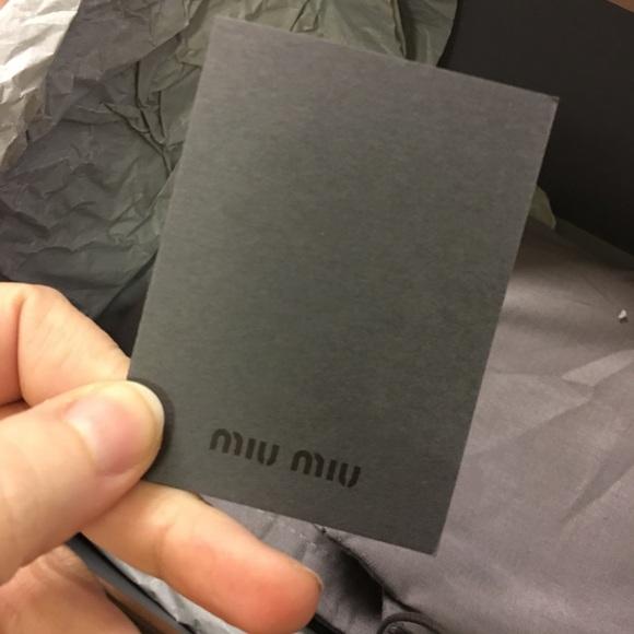 Miu Miu Shoes - Miu Miu Suede Platform Sandals